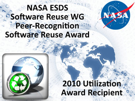 GLIDER is a 2010 NASA ESDS Software Reuse WG Peer-Recognition Award Recipient