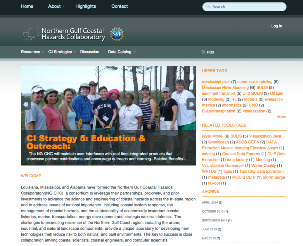 NGCHC Home Page