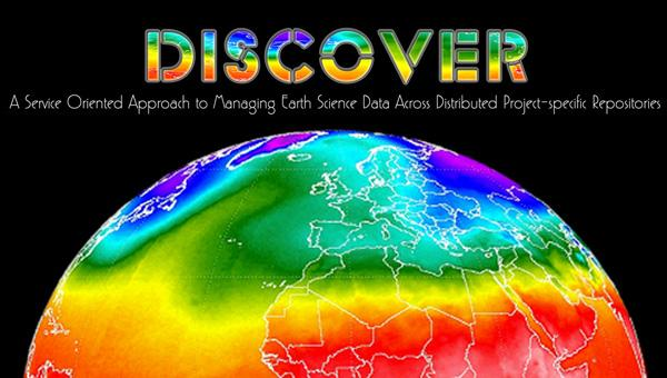 DISCOVER provides easy access to climate and ocean data and records
