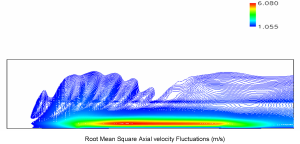 Velocity fluctuations