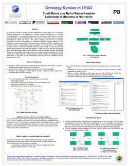 LEAD Ontology poster