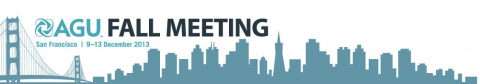 2013 AGU Fall Meeting
