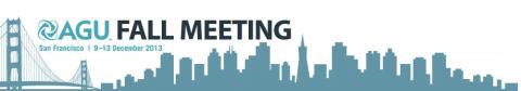 2013 AGU Fall Meeting