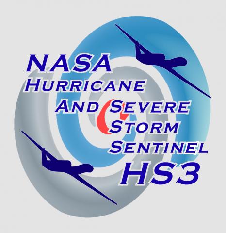 NASA Hurricane and Severe Storm Sentinel (HS3) logo