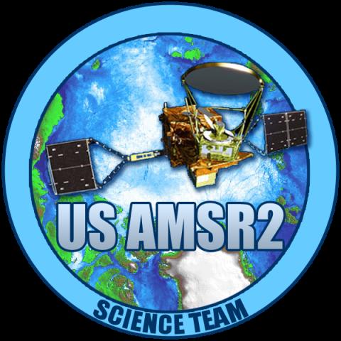 AMSR2 logo