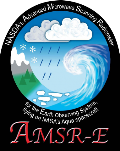 AMSR-E logo