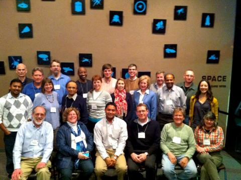 DAAC Managers at NSIDC