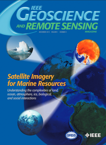 Cover - IEEE Geoscience and Remote Sensing Magazine | December 2013