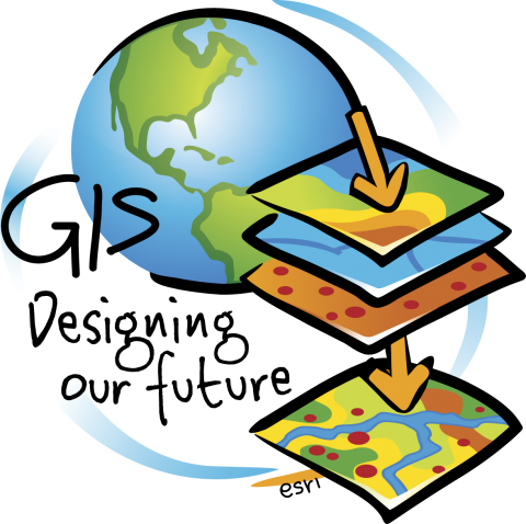 GIS graphic from ESRI