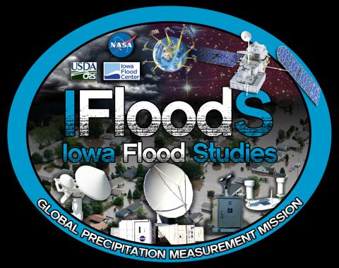 IFloodS logo
