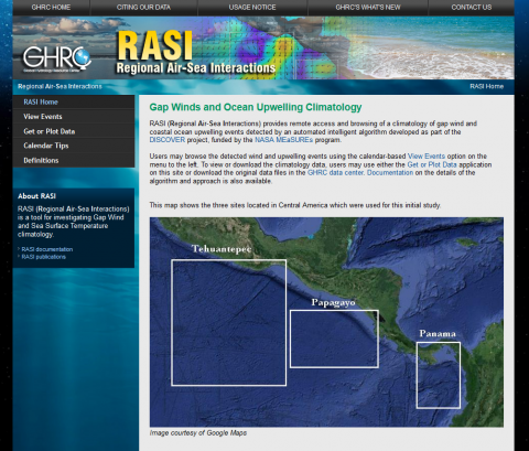 RASI screenshot