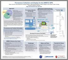 Provenance collection and display poster