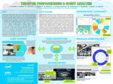 Disaster Preparedness & Event Analysis (ESIP Summer 2014)