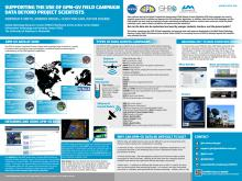 Supporting the Use of GPM-GV Field Campaign Data Beyond Project Scientists (AGU Fall Meeting 2017)