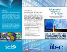 The Information Technology and Systems Center brochure 2017