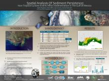 Spatial Analysis Of Sediment Persistence: How Tropical Cyclone Events Affect Sedimentation In The Gulf Of Mexico (GEO | Huntsville 2014)