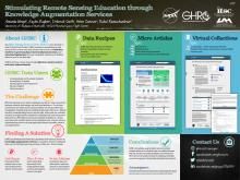 Stimulating Remote Sensing Education through Knowledge Augmentation Services (AMS 2017)