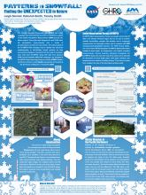 Patterns in Snowfall: Finding the Unexpected in Nature (ESIP Summer Meeting 2018 - Research as Art)