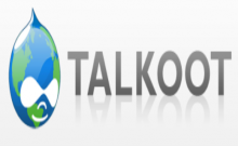 TALKOOT logo