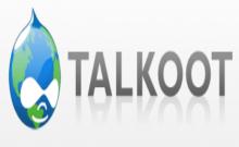 TALKOOT logo