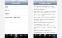 transplantpro provides many mobile calculators for transplant care professionals