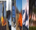 Images of prescribed burns